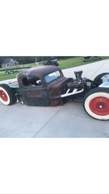 1942 Ford Model A Rat Rod