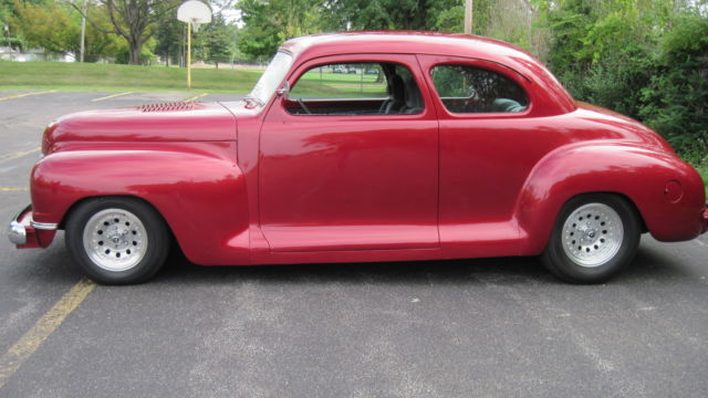 1942 Plymouth COUPE