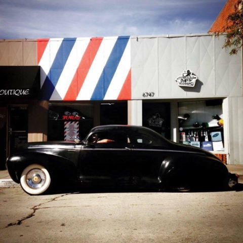 1942 plymouth/Lincoln Zephyr Coupe Chopped, Bagged for ...