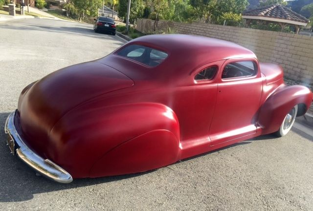 1942 plymouth lincoln zephyr coupe chopped bagged kustom for sale photos technical