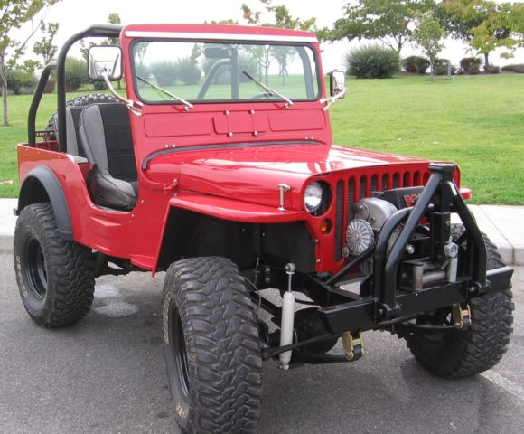 1942 willys ford gpw full restoration modified for sale