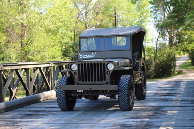 1942 Willys Resto Mod Jeep For Sale Photos Technical