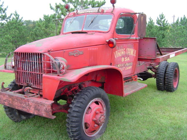 1944 Other Makes 4x4 Chevrolet Truck