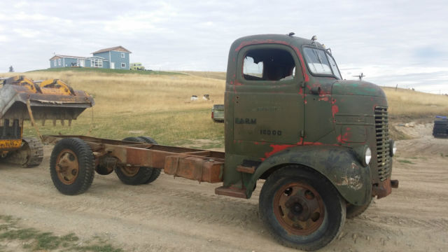 1944 Dodge Other Pickups COE CAB OVER