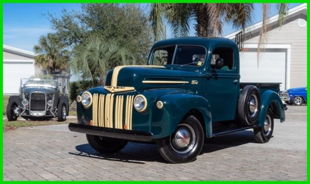 1945 Ford Half Ton Pickup Truck for sale: photos, technical