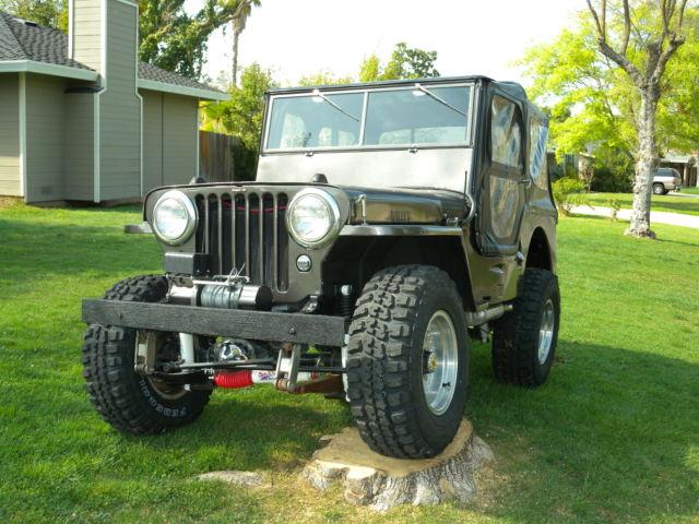 1945 jeep willys cj2a vin 45cj2a 10003 3 complete. Black Bedroom Furniture Sets. Home Design Ideas