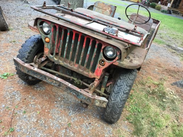1945 Willys