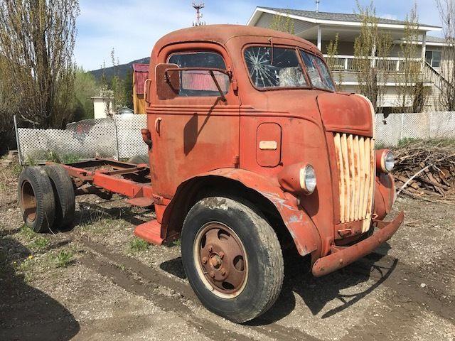 1946 1947 1941 1942 Ford Coe Cabover Truck Flathead V8 Ratrod Hotrod