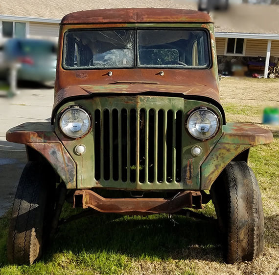 1946-49 WILLYS-OVERLAND STATION WAGON For Sale: Photos