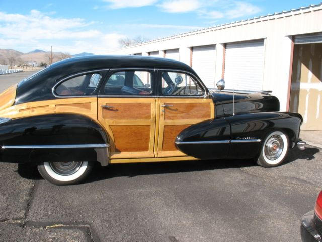 1946 Cadillac Series 61 Woody