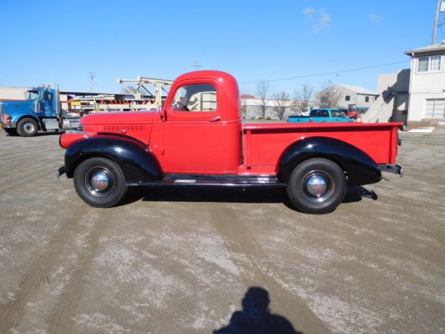 1946 Chevrolet Other Pickups Deluxe 3100