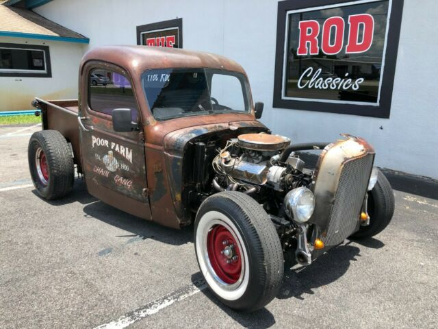 1946 RUST Chevrolet Other Pickups Crew Cab Pickup