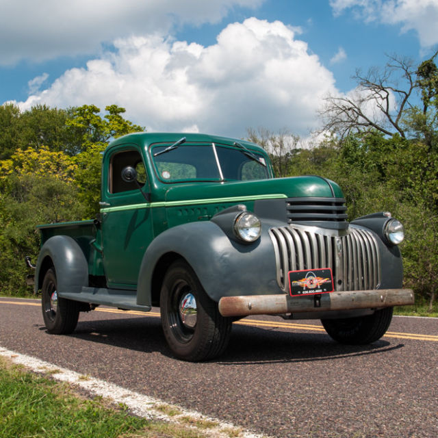 1946 Chevrolet Other Pickups Restomod