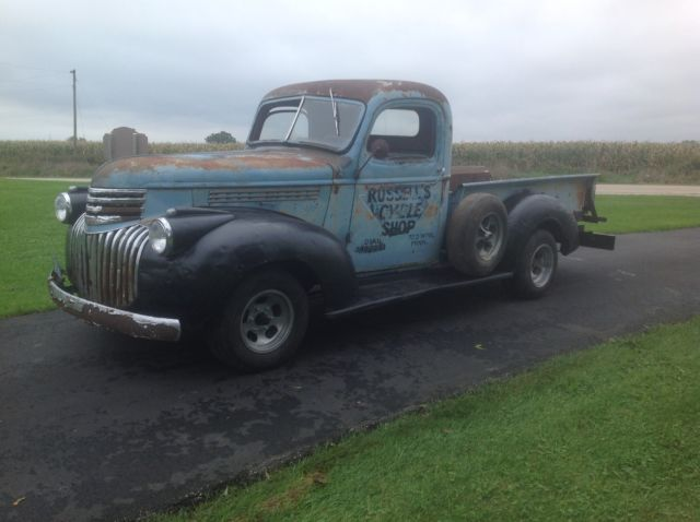1946 Chevrolet Other Pickups SURVIVOR!