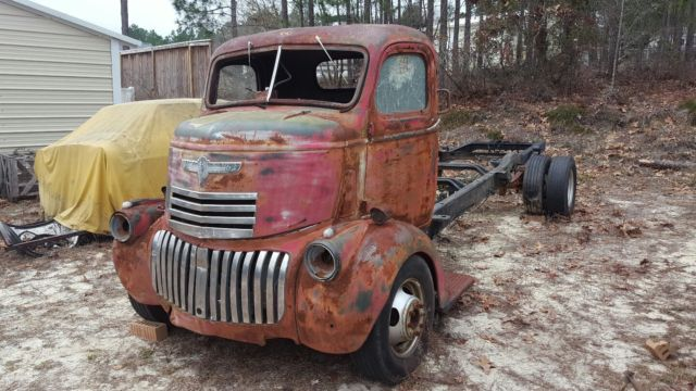 1946 chevy coe hauler 1 1946 chevy coe hauler for sale photos, technical specifications 1946 chevy wiring harness instructions at creativeand.co