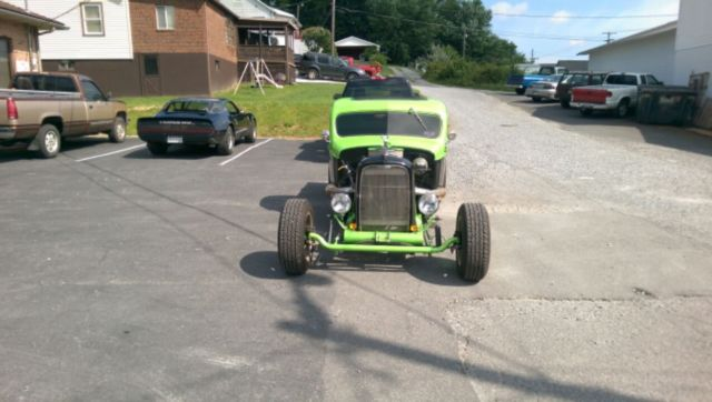 1946 Chevy Rat Rod Truck for sale photos technical