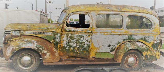 1946 Chevy Suburban For Sale Photos Technical