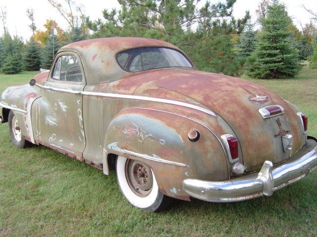 1946 DeSoto Business Coupe Original