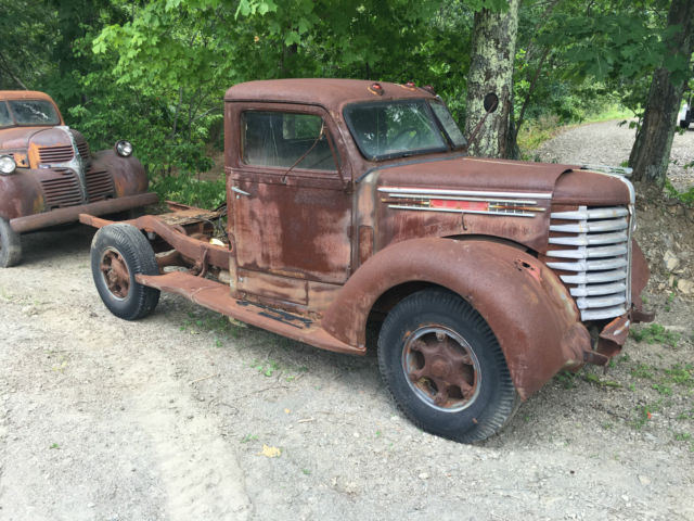 1946 Other Makes DIAMOND T PICKUP TRUCK HOT RAT STREET ROD PICKUP TRUCK PROJECT
