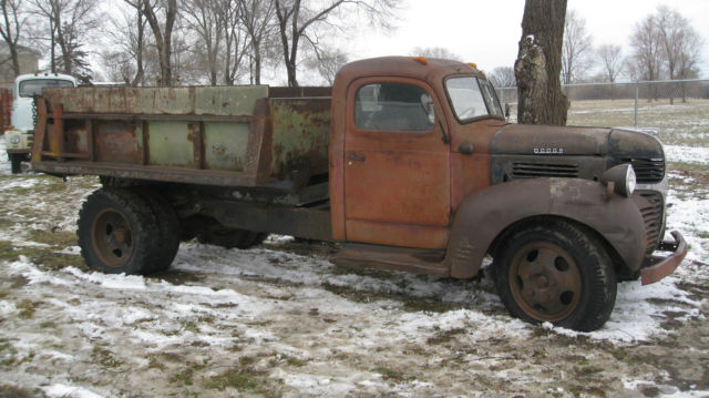 1946 Dodge Other Pickups Dump Truck
