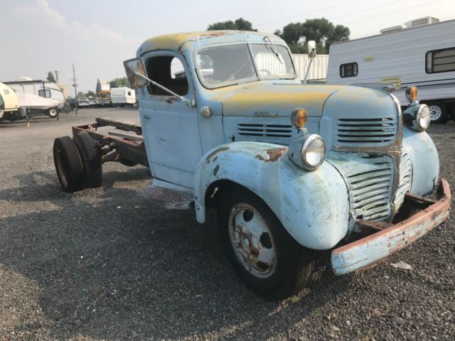 1946 Dodge Other Pickups Cab and chassis