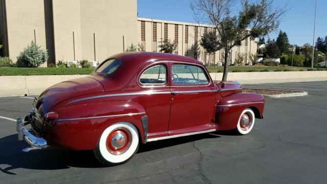 1946 Early 1947 Ford Coupe, RUST FREE 50s Traditional Hot ...