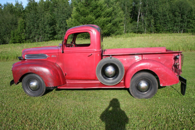 1946 Ford Other Pickups 1/2 Ton