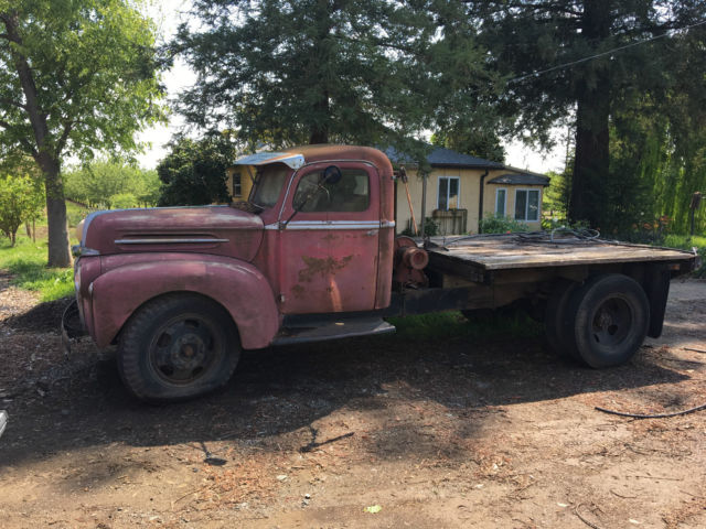 1946 Ford Other Pickups Flatbed