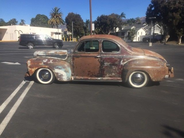 1946 Ford Business Coupe Rat Rod Street Rod For Sale Photos