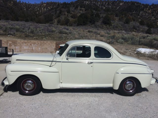 1946 Ford Business Man S Coupe Fully Restored Real Nice For Sale