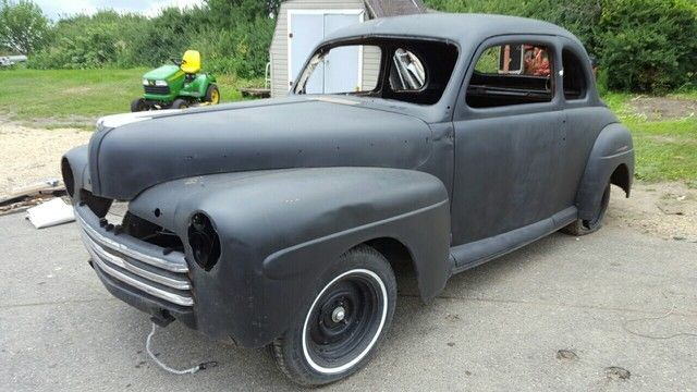 1946 Ford Other Project Streetrod
