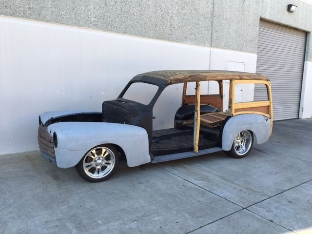 1946 Ford Woodie