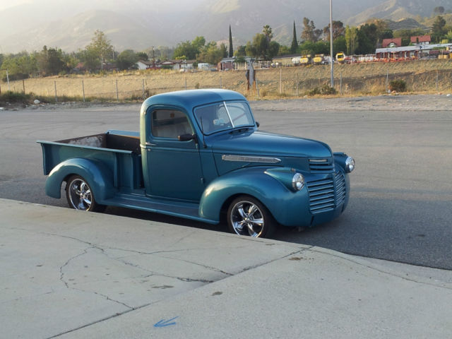 1946 GMC 1/2 TON PICKUP TRUCK SOLD AS A 1947 for sale ...