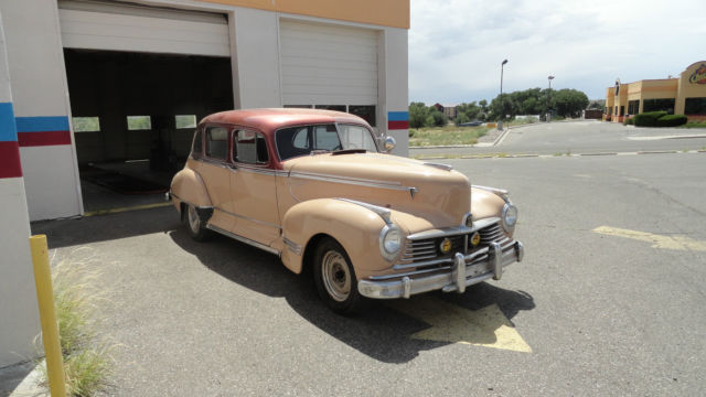 1946 Other Makes Hudson Commodore  Commodore Eight