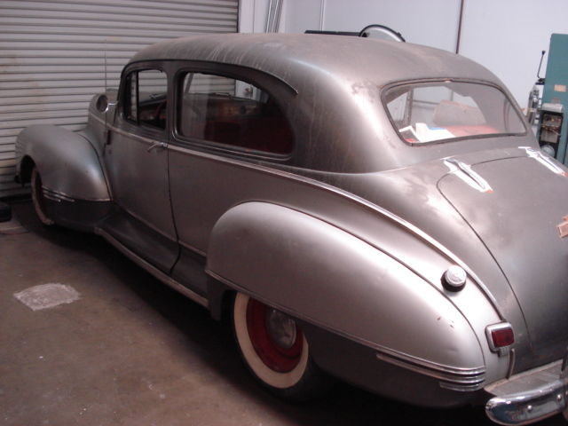 1946 Other Makes Super Six