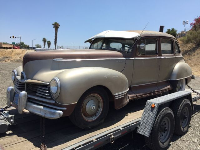 Hudson Super Six Sedan For Sale Photos Technical