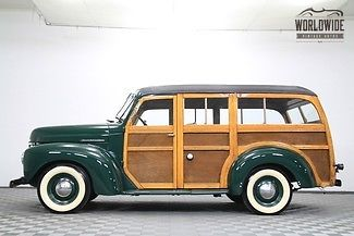 1946 Chevrolet Other Pickups Woodie Wagon