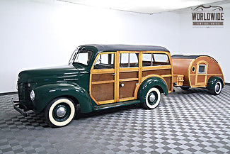 1946 International Harvester Other Woodie
