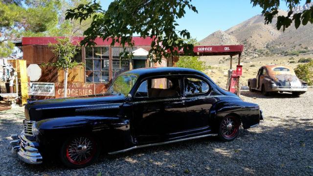 1946 Lincoln Zephyr Club Coupe Custom Rare Hot Rod 1947