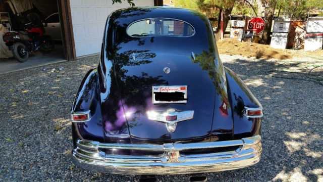 1946 Lincoln Zephyr Club Coupe Custom Rare Hot Rod 1947