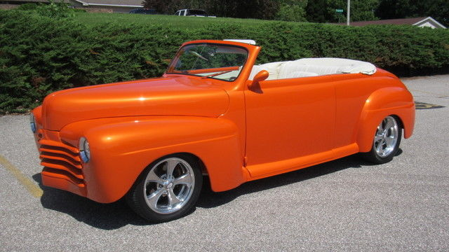 1946 Ford Cabriolet Custom