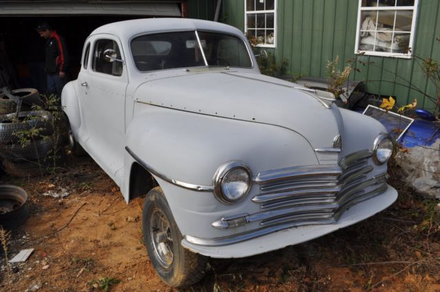 1946 Plymouth Other coupe