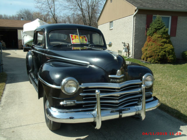 1946 Plymouth Other