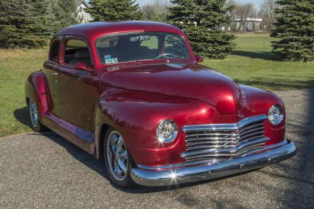 1946 Plymouth Deluxe Club Coupe --