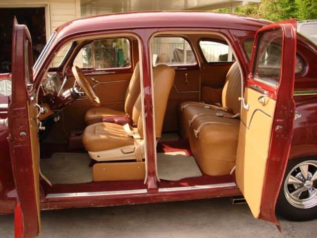 1946 Plymouth Other Deluxe