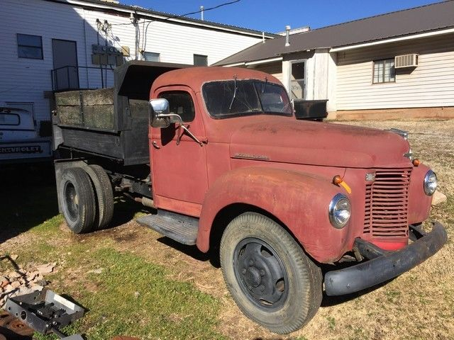 1946 International Harvester Dump Truck Dump truck
