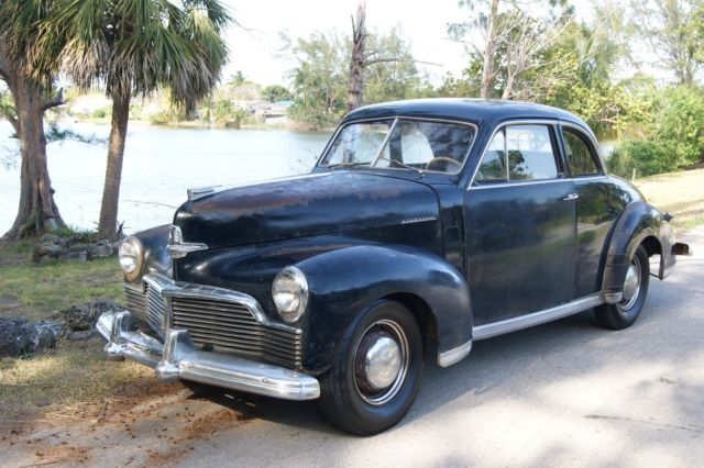 1946 Studebaker Champion BUSINESS