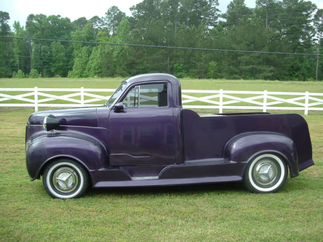 1946 Studebaker Pick-Up