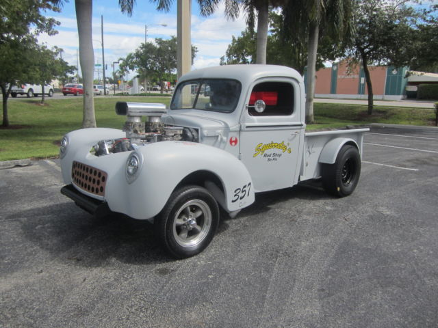 1946 Willys WILLYS
