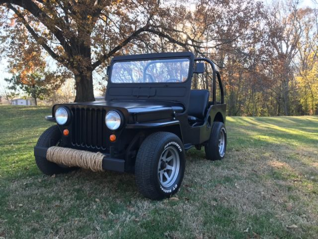 1946 Willys 439